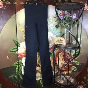James Jeans Maternity Stretch Bootcut Denim Jeans